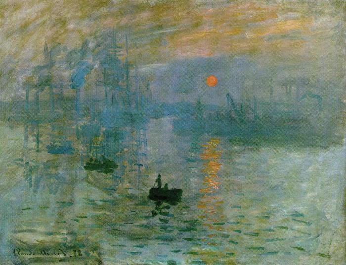 Impression Sonnenaufgang (Hafen)