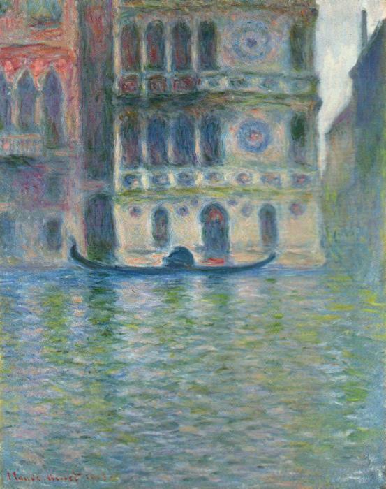 Palazzo Dario in Venedig