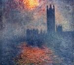 Das Parlament von London