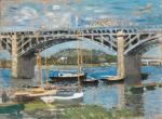Seinebrücke bei Argenteuil