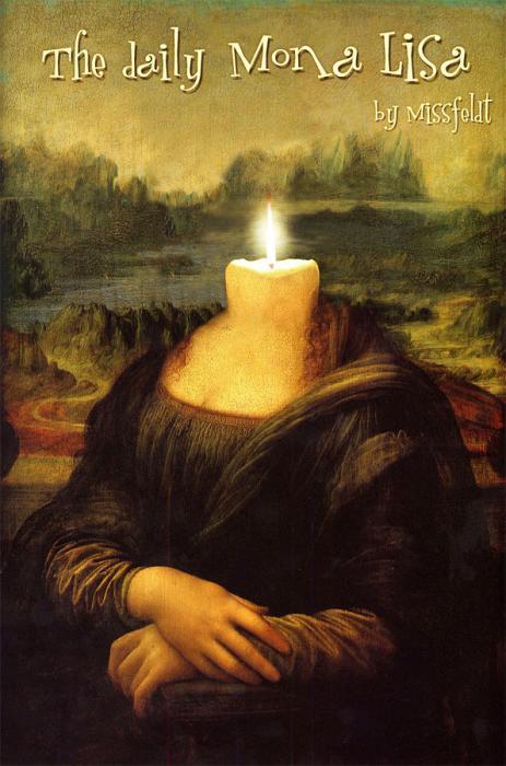Daily Mona Lisa