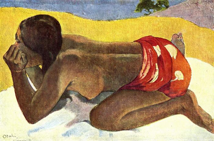 Frau Allein Gauguin