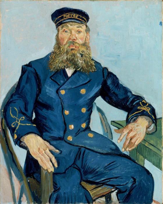Portrait Joseph Roulin