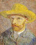 Selbstporträt mit Strohhut (van Gogh)